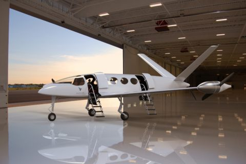Eviation Aircraft Alice