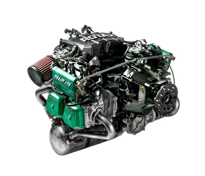 Rotax Motor 912is