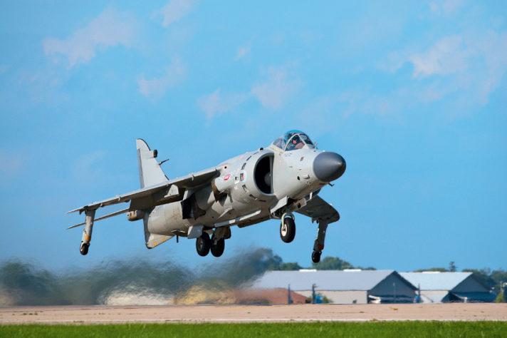 Sea Harrier zu verkaufen