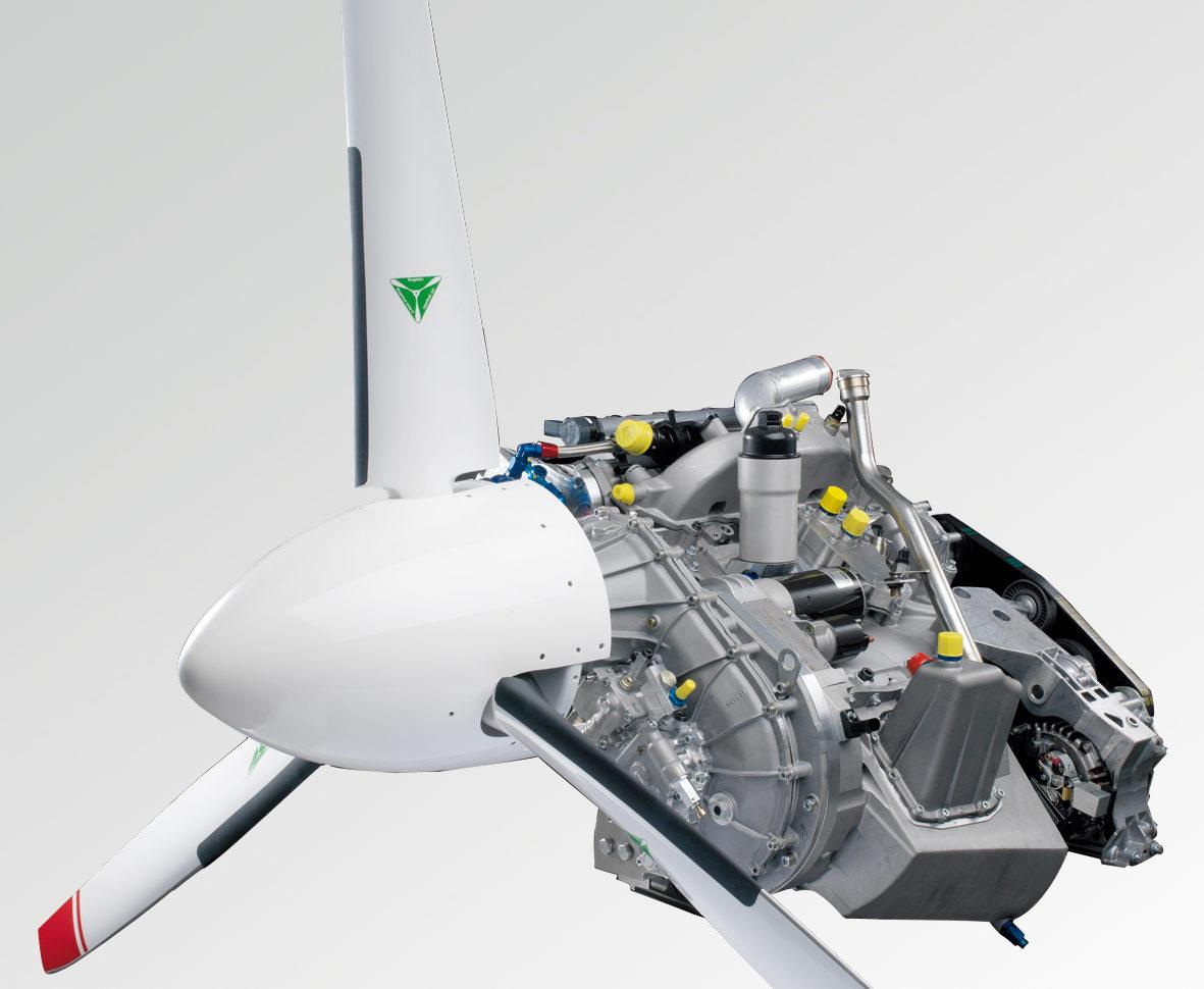 Der Centurion 2.0 Dieselmotor