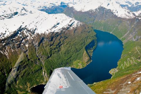 Corona-Virus: VFR-Flugverbot in Norwegen, Italien und Belgien