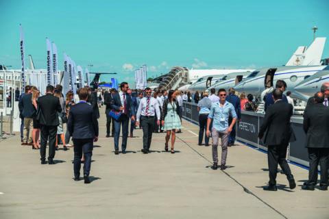 EBACE-Business-Aviation-Messe in Genf abgesagt