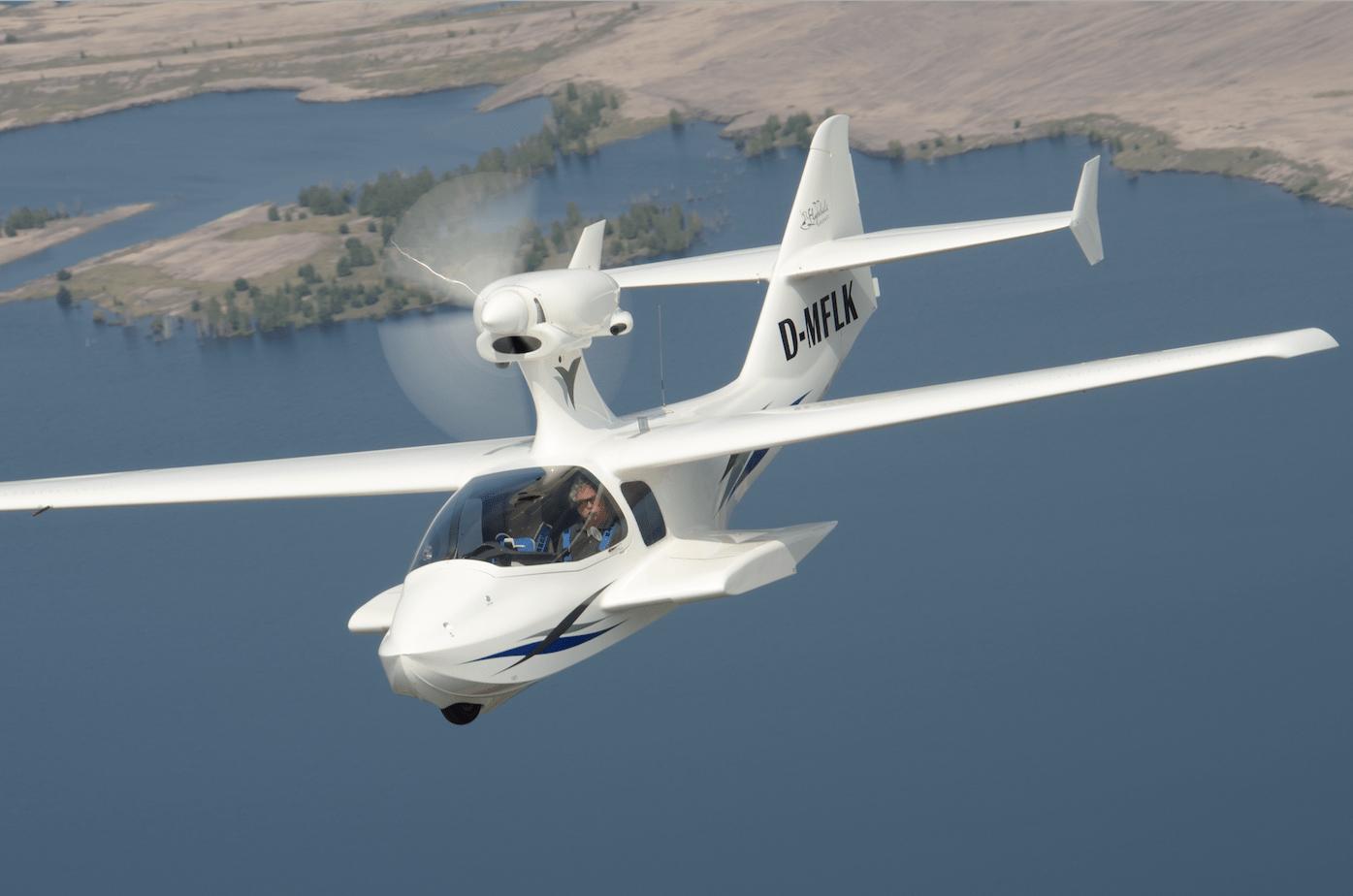 Flywhale mit 650 Kilogramm zugelassen