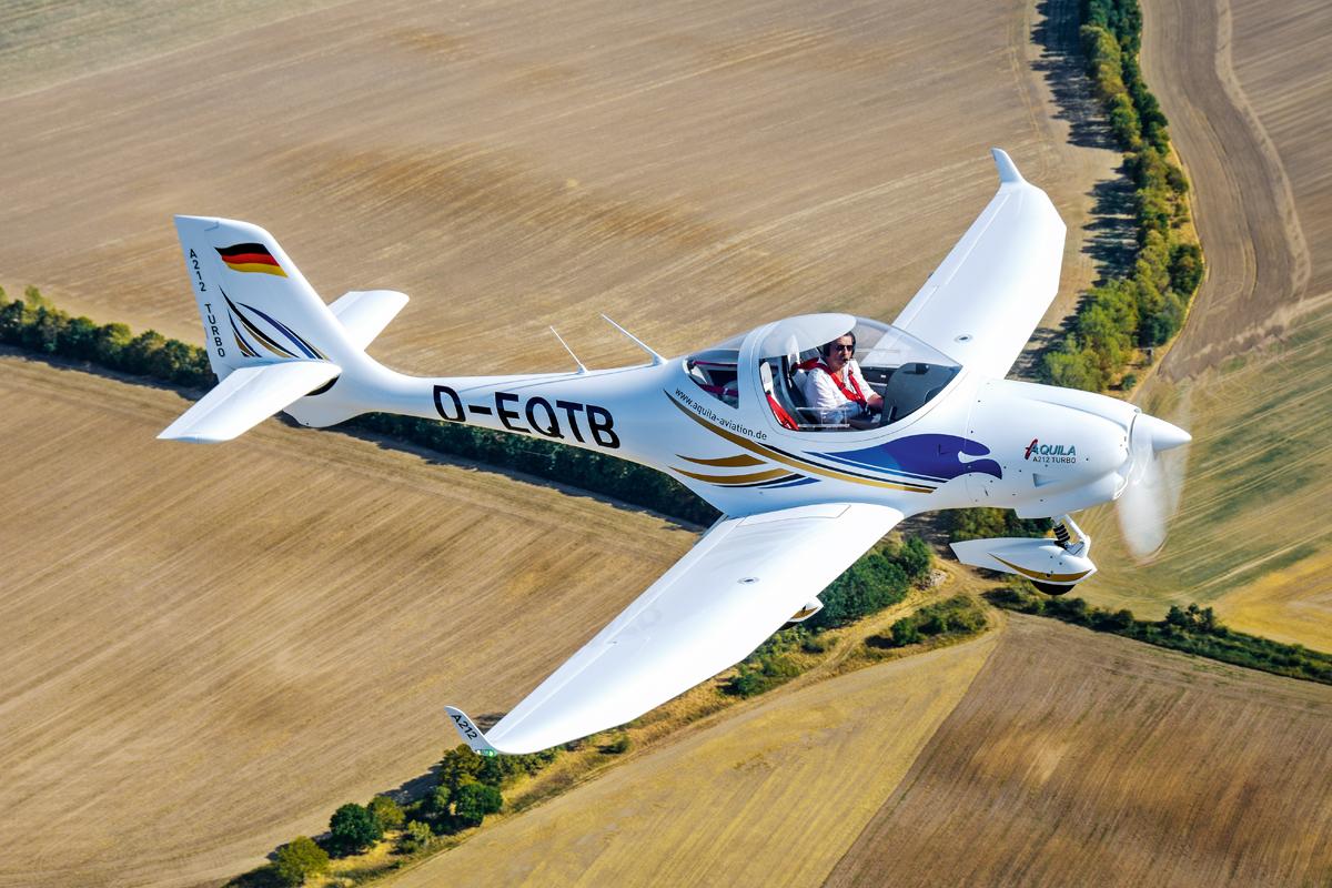 Pilot Report: Aquila A212GX Turbo