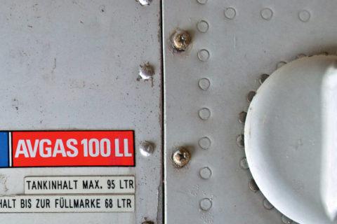 Avgas Tank