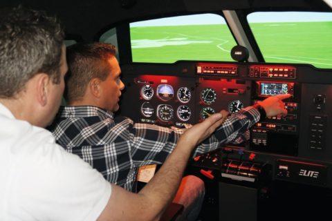 Weiterbildung bei TL Aviation