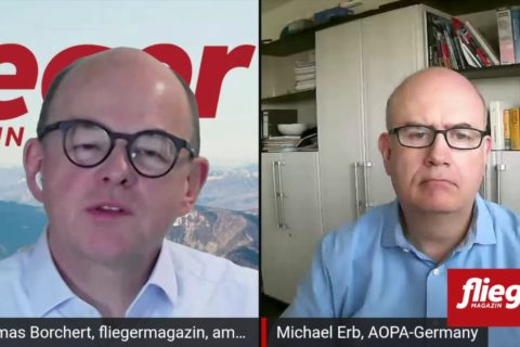 Corona-Krise: Interview mit der AOPA-Germany