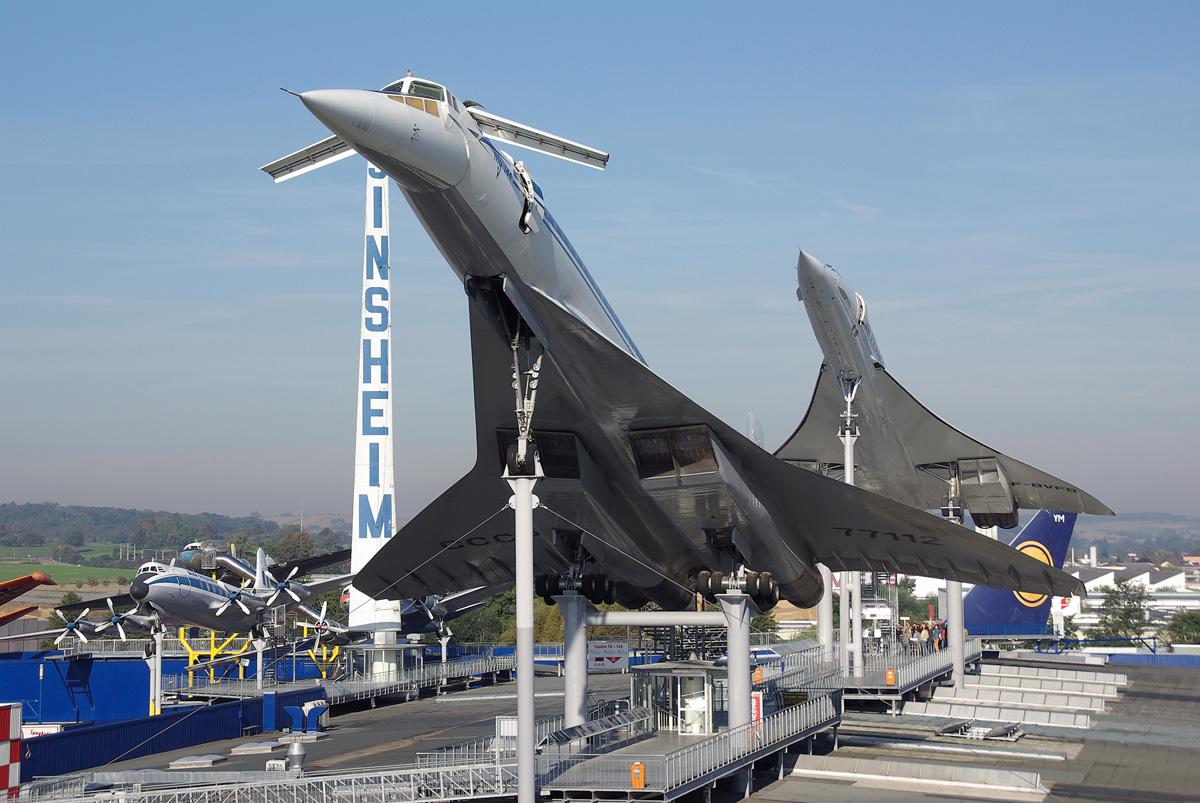 Technik Museum Speyer und Sinsheim wieder geöffnet!