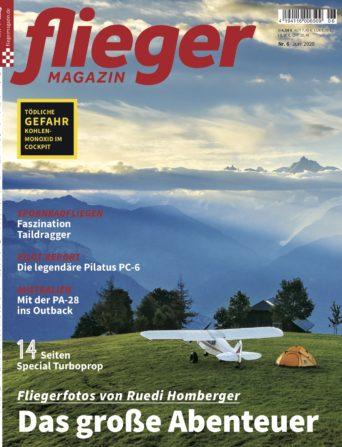 Fliegerfotos von Ruedi Homberger: Das große Abenteuer