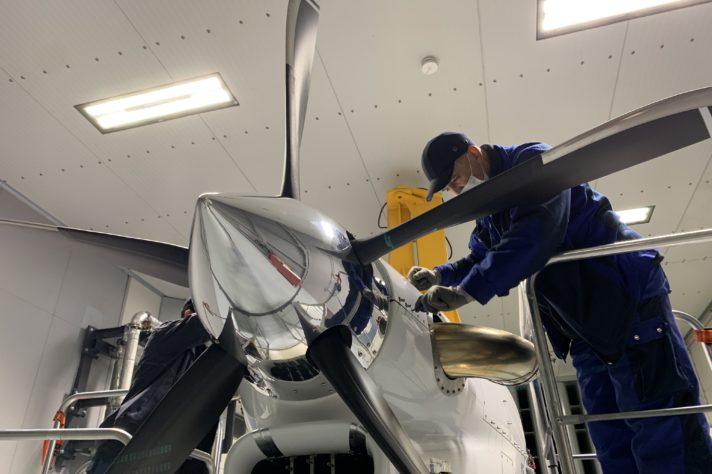 Catalyst bekommt MT-Propeller