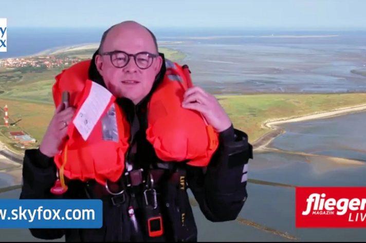 Webinar-Aufzeichnung Fliegen über See jetzt verfügbar!