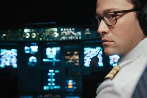 Spielfilm: 7500 Szenenbild aus dem Cockpit