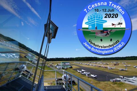 7. Cessna-Treffen in Jena-Schöngleina