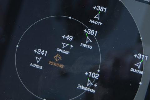 Elektronische Kollisionswarner im neuen fliegermagazin Podcast