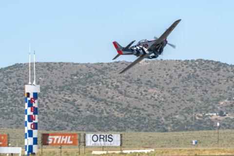 Reno Air Races: Lewis-Steve-CAF-Man-O-War