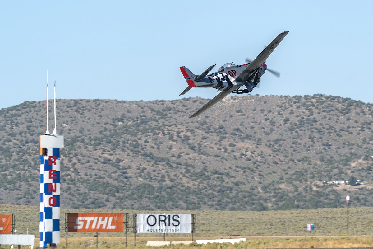 Reno Air Races: Lewis-Steve-CAF-Man-O-War