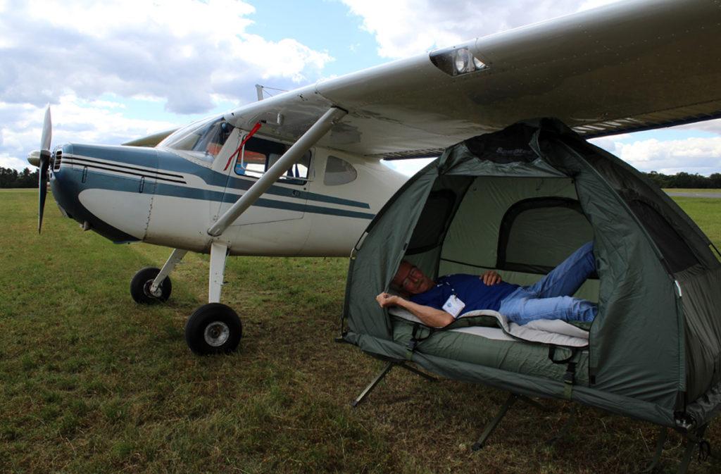 Cessna 140 A, Cessna-Treffen in EDBJ