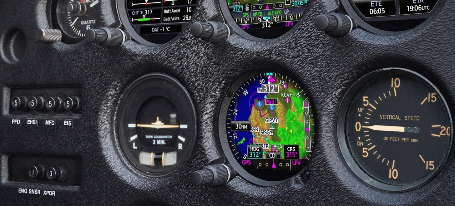 Garmin GI 275 – das digitale Rundinstrument im Detail erklärt