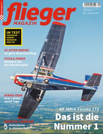 65 Jahre Cessna 172: Das ist die Nummer 1