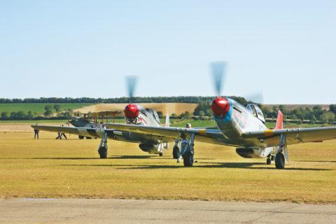 Flying Legends nie mehr in Duxford