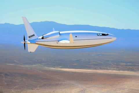 Otto Aviation stellt Celera 500L vor