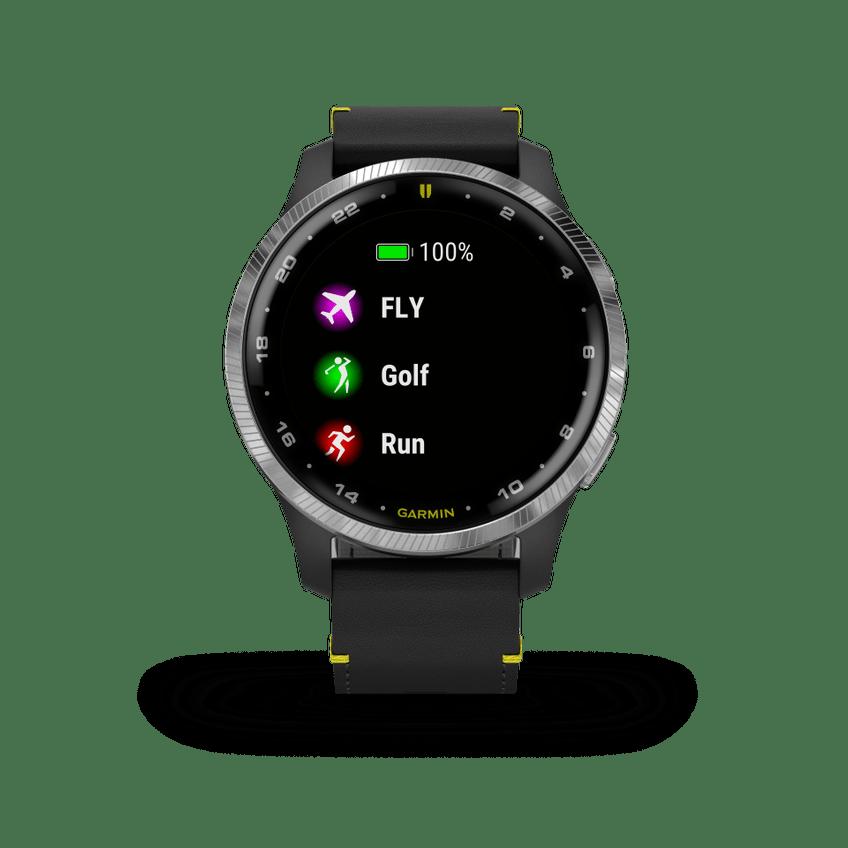 Garmin D2 Air Apps