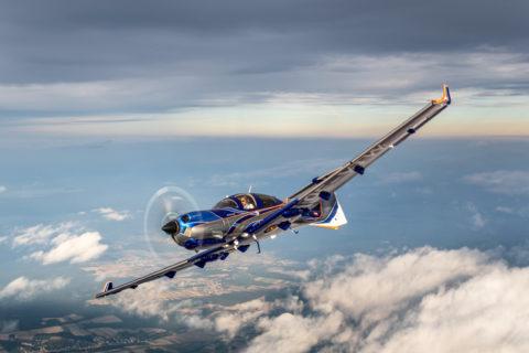 Diamond DA50 RG mit EASA-Zulassung