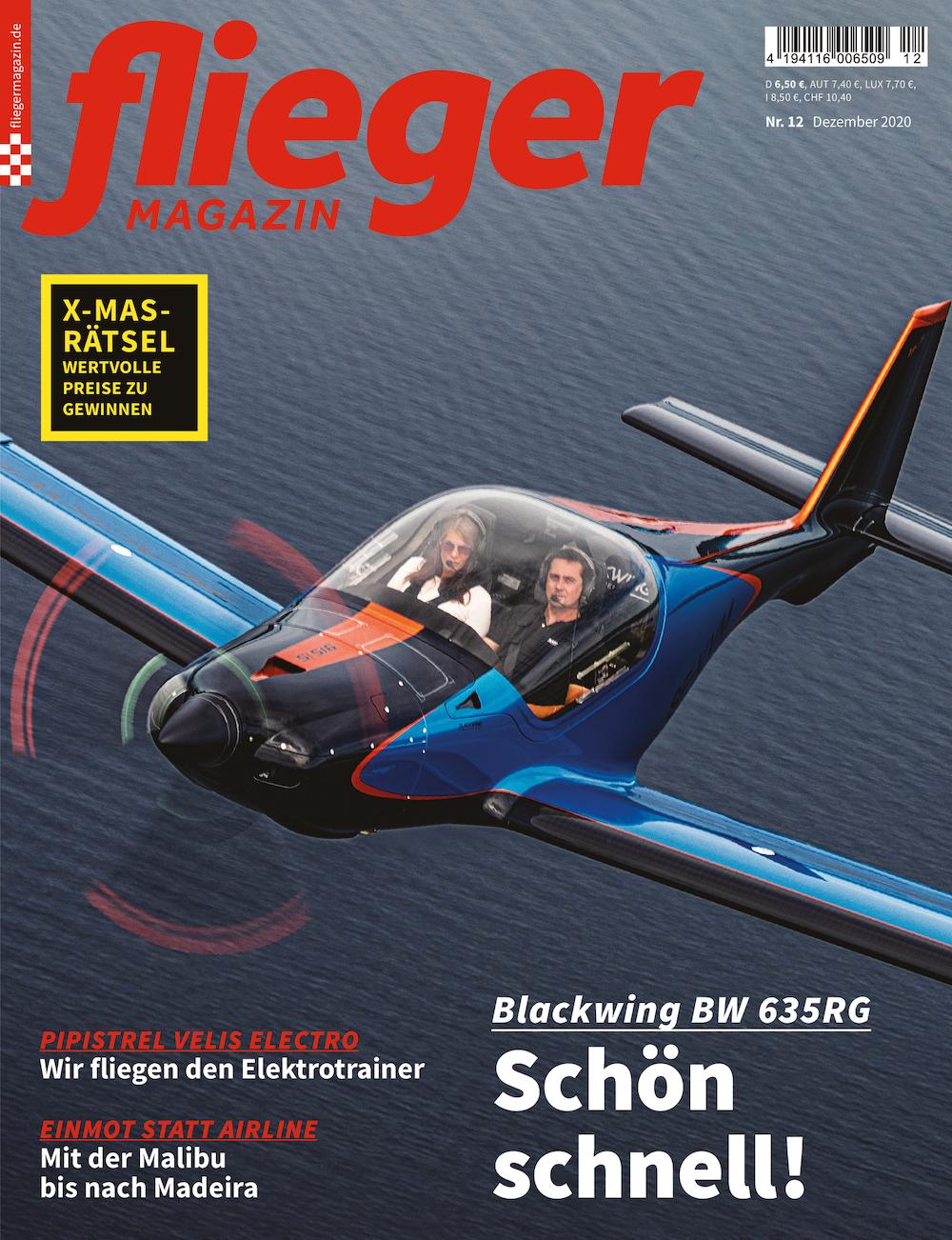 Blackwing BW 635RG: Schön schnell!