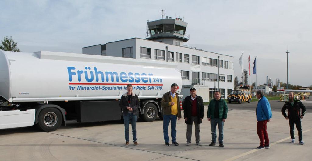 Flugplatz Speyer Ludwigshafen