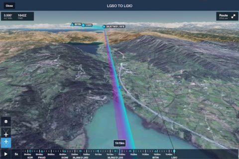 Neuer Cockpit-Tipp zur 3D-Ansicht für die Flugplanung