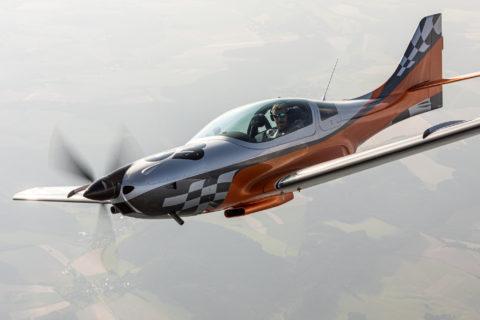 UL-Zulassung für die VL3 915iS von JMB Aircraft