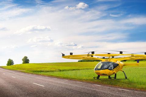 ADAC bestellt zwei Volocopter