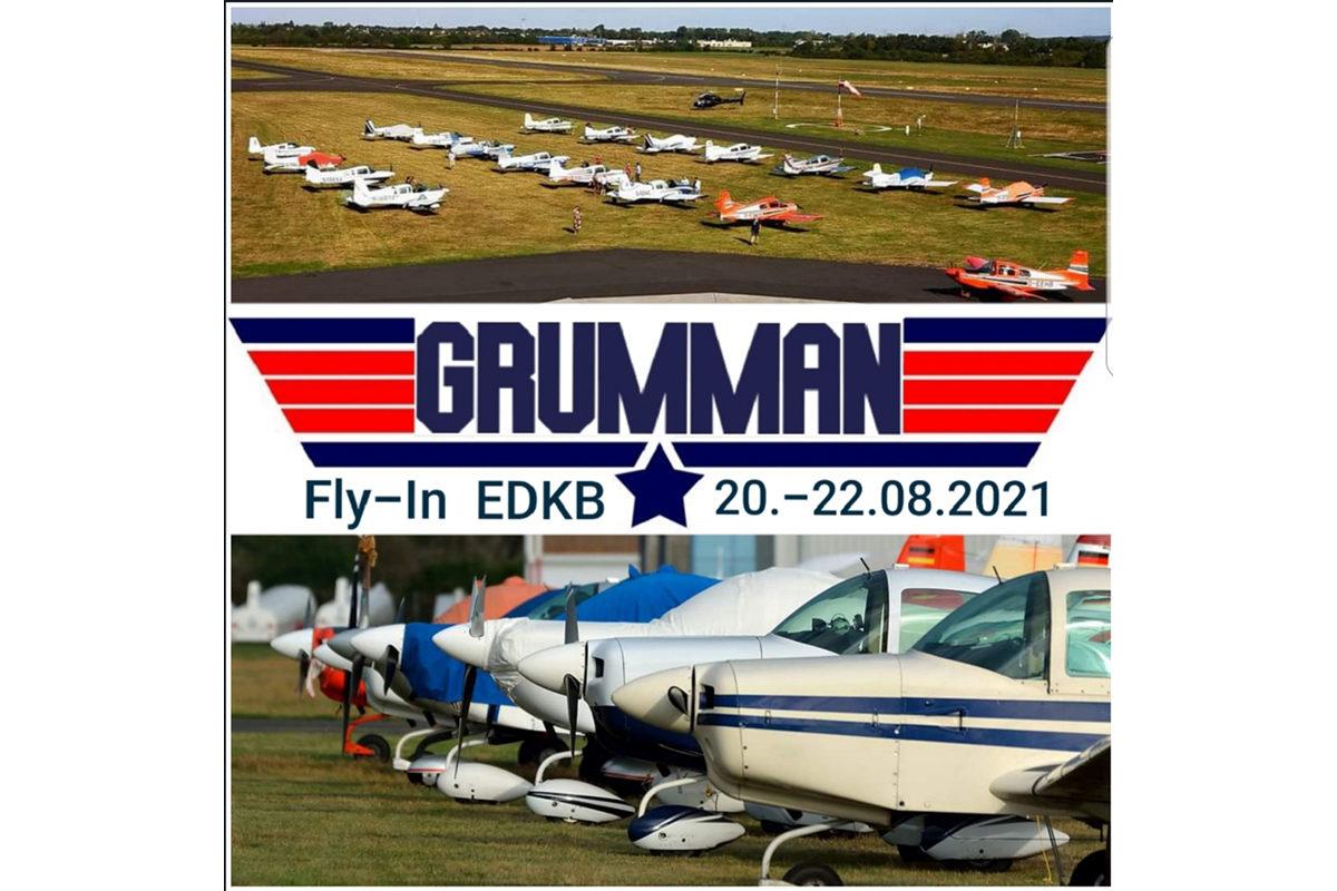 Internationales Grumman Fly-in (verschoben*)