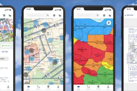 Flugvorbereitungs-App pilotESsentials von Eisenschmidt