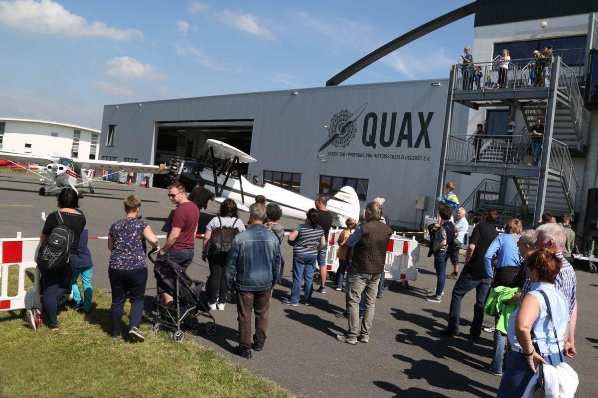 Quax Hangartage 2021