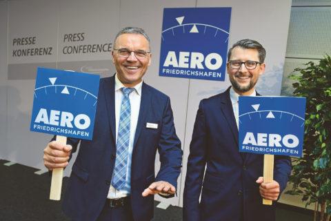 Die Pläne für die AERO 2021