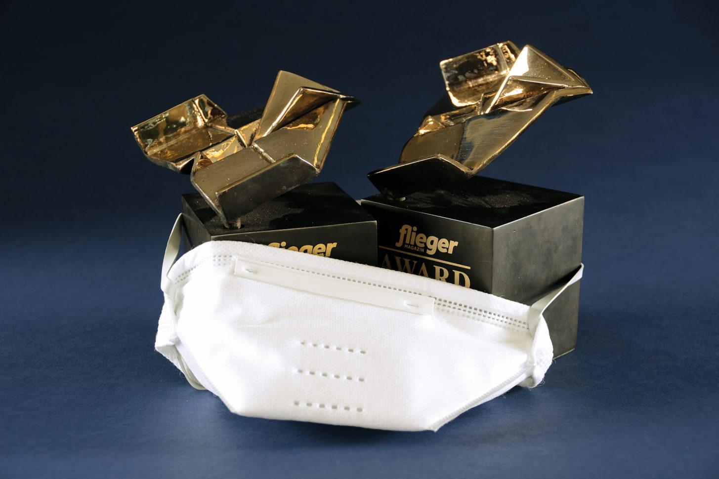 fliegermagazin Award 2021: Wählen Sie mit!