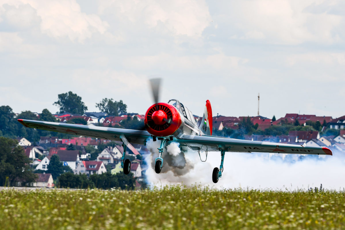 Erlebnistag der Fliegergruppe Giengen/Brenz (*verschoben)
