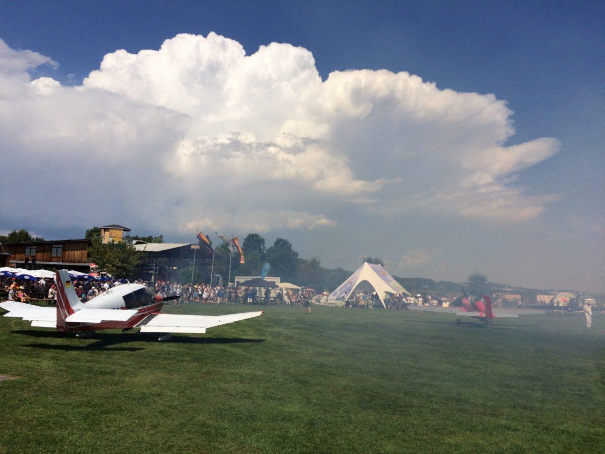 Flugplatzfest Erbach mit Fly-In