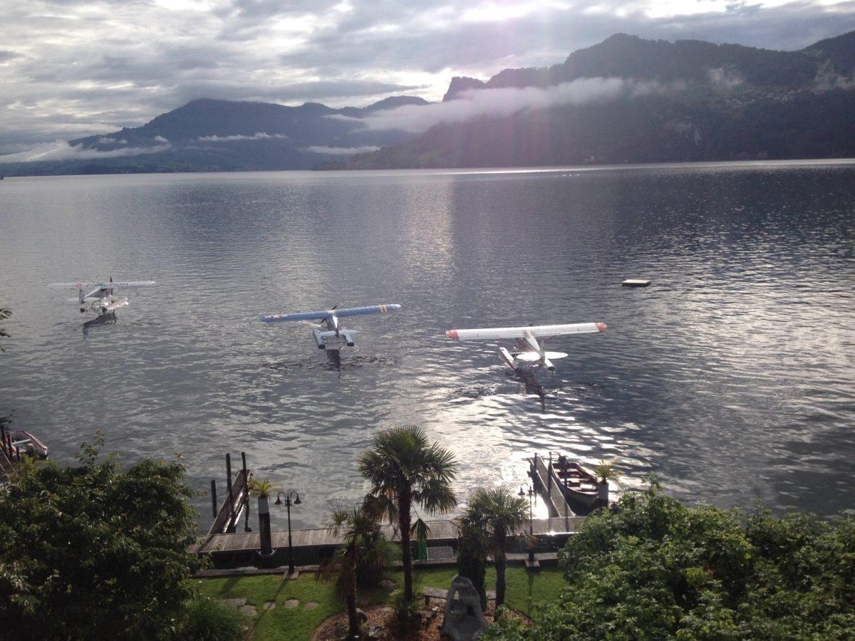 Wasserflugzeugtreffen Weggis (abgesagt*)