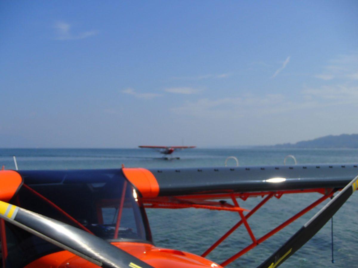 Wasserflugzeugtreffen Bönigen