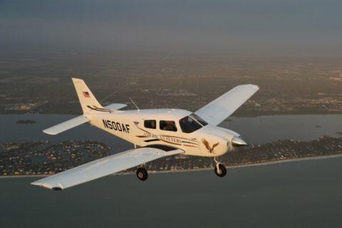 Piper Pilot 100i zugelassen