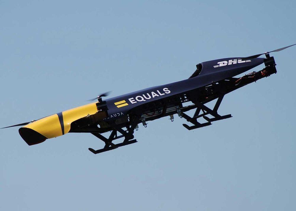 Alauda Drohne