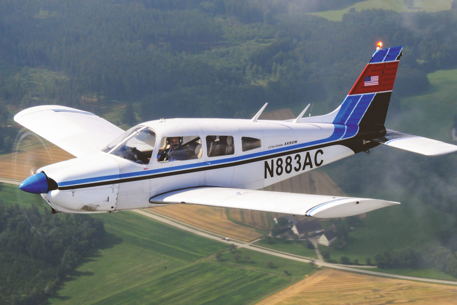 N883AC Air