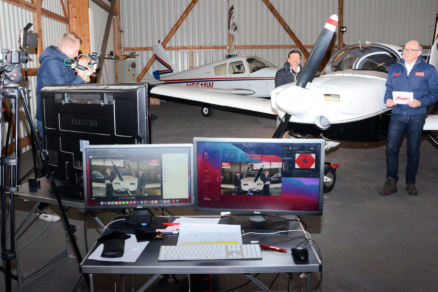 Webinar Flugzeugpflege