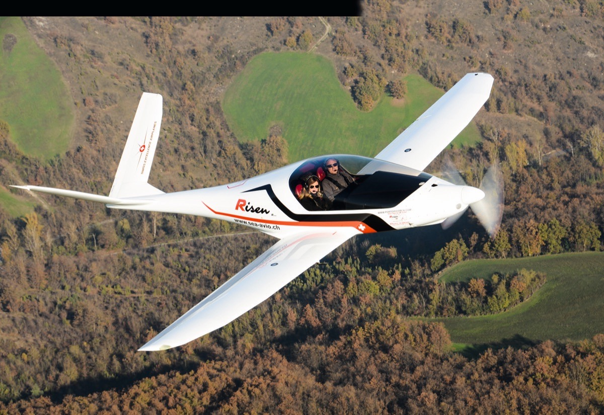 UL-Pilot-Report: Risen von Swiss Excellence Airplanes