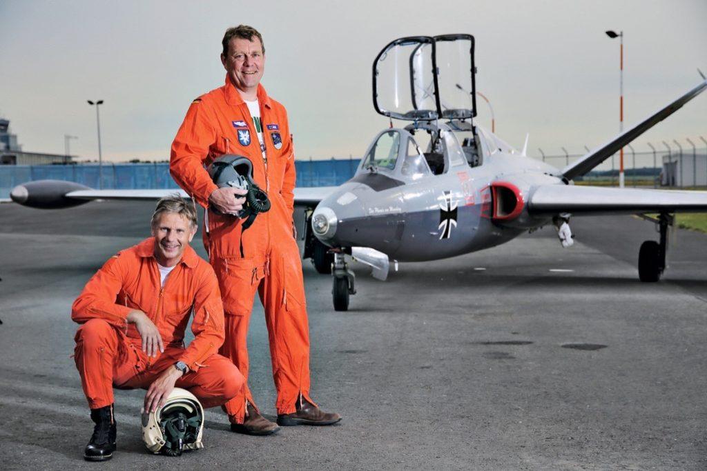 Fouga Crew