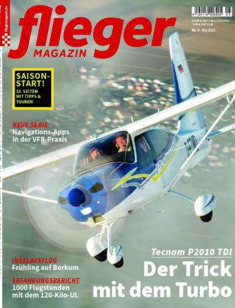 fliegermagazin Ausgabe 5/21