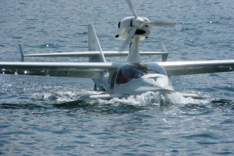 Flywhale UL-Wasserflug Wasserflugzeug