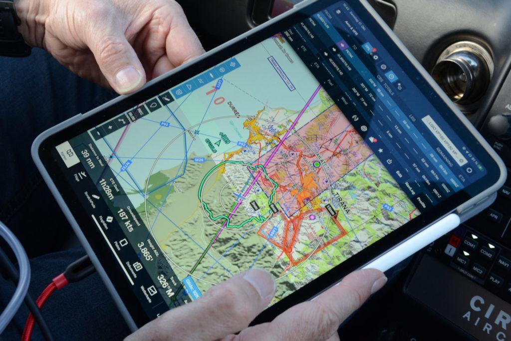 ForeFlight - Navigationsapp für Piloten